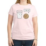 Funny Loves chocolate T-Shirt