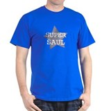 Super Saul Black T-Shirt