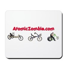 Atomic Zombie Mousepad