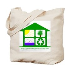 Green Lifestyle Consulting Tote Bag