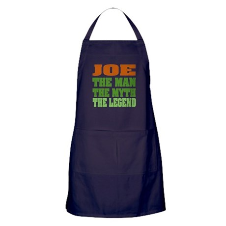 JOE - the legend Apron (dark)