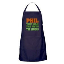 PHIL - The Legend Apron (dark)