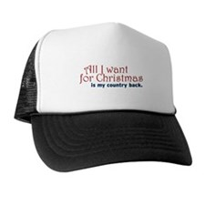 All I Want Trucker Hat