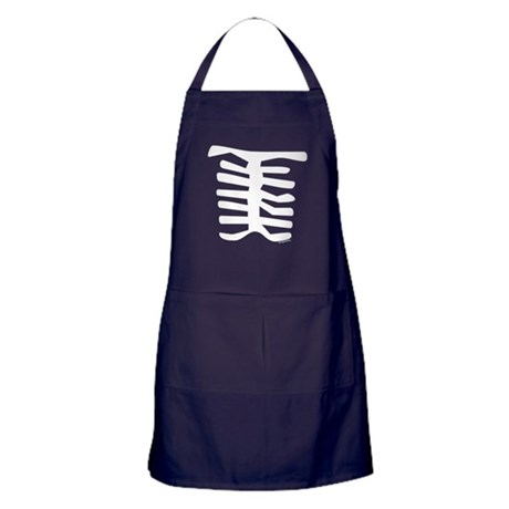 Skeleton Apron (dark)