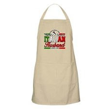 World's Greatest Italian Husband Apron