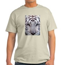 White Tiger 2 Ash Grey T-Shirt
