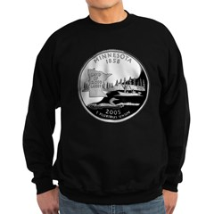Minnesota Quarter Sweatshirt (dark)