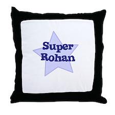 Super Rohan Throw Pillow
