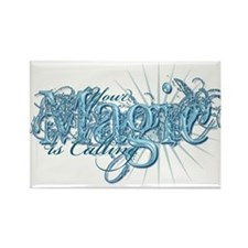 Your Magic Is Calling Rectangle Magnet (10 pack)