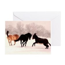 Funny Liberty meadows Greeting Cards (Pk of 20)