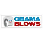 Obama Blows Bumper Sticker (10 pk)