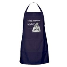 Open Hearts Apron (dark)
