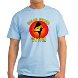 Color Guard -- We Spin T-Shirt