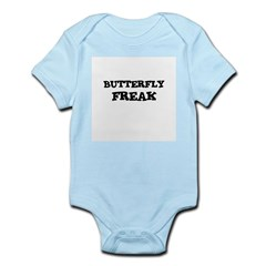 BUTTERFLY FREAK Infant Creeper