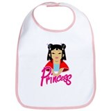 Asian Princess Bib