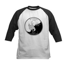 Wyoming Quarter Tee