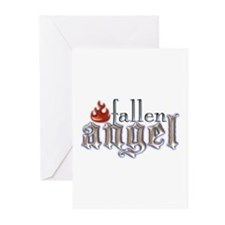 Fallen Angel Greeting Cards (Pk of 10)