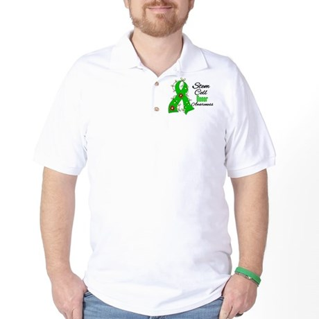 Stem Cell Donor Awareness Golf Shirt
