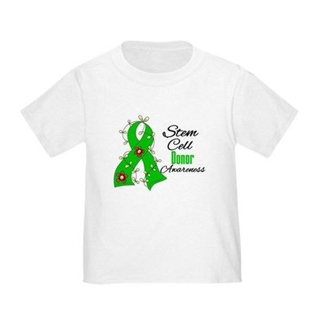 Stem Cell Donor Awareness Toddler T-Shirt