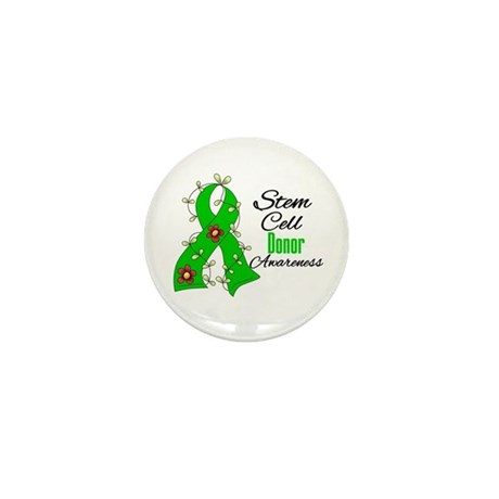 Stem Cell Donor Awareness Mini Button