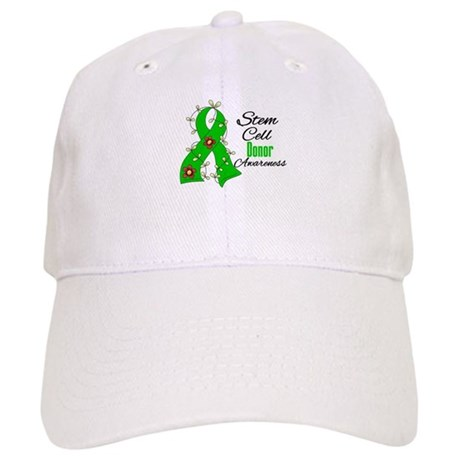 Stem Cell Donor Awareness Cap