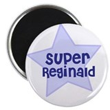 "Super Reginald 2.25"" Magnet (10 pack)"