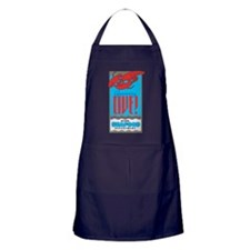 Live Lobster Apron (dark)