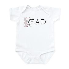 Book Lover Read Infant Bodysuit