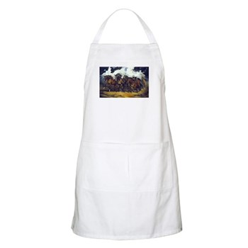 THREAT OF REIN BBQ Apron