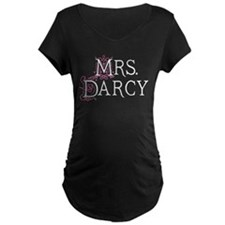 Jane Austen Mrs. Darcy T-Shirt
