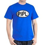 PIPL Piping Plover Alpha Code Dark T-Shirt