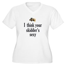 Your Skidders Sexy T-Shirt
