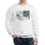 Pups at Play  Sweatshirt