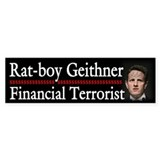 Rat-boy Geithner