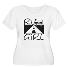RV Girl T-Shirt