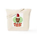 Ho Ho Ho? Obama No No No! Tote Bag