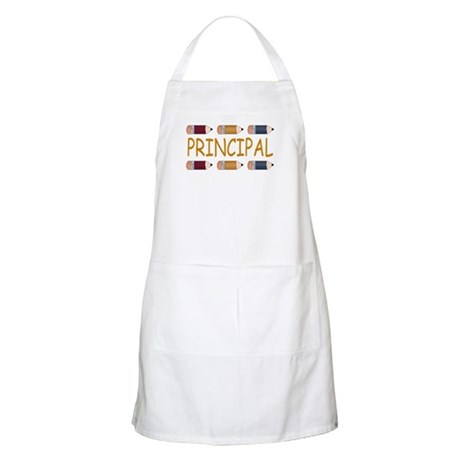 Best School Principal Apron
