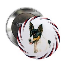 RAT TERRIER Button