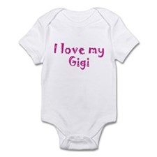 Funny Gigi Infant Bodysuit