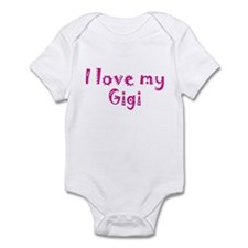 Cute Gigi Infant Bodysuit