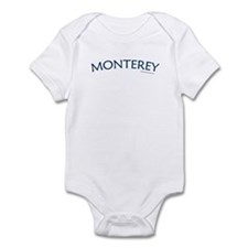 Monterey (Navy) - Infant Creeper