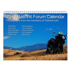Pashnit Forum Calendar - IV (Medium)