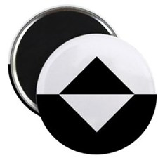 "ReBoot - white Sprite icon magnet 2.25"" (10 p"
