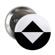 "ReBoot - white Sprite icon pin 2.25"" (10 pack"