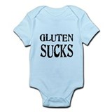 Gluten Sucks Infant Bodysuit