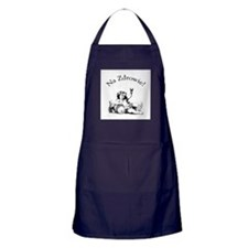 Polish Toast Wine Apron (dark)