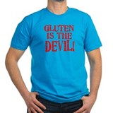 Gluten Is The Devil T