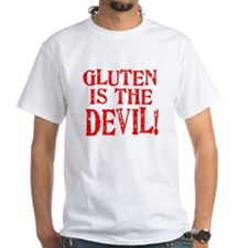 Gluten Is The Devil Shirt
