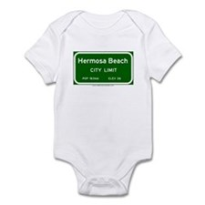 Hermosa Beach Infant Bodysuit
