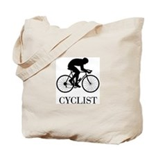 CYCLIST Tote Bag